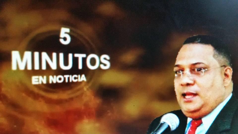 5 Minutos de Noticias con Yobani Rojas