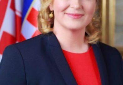 Kolinda Grabar-Kitarovic, Presidente de Croacia🇭🇷: