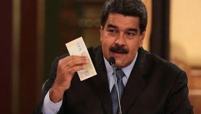"""Nicolás Maduro lanzó un ultimátum a los bancos: """"Se les dio 48 horas para que liberen el dinero secuestrado del pueblo"""""""
