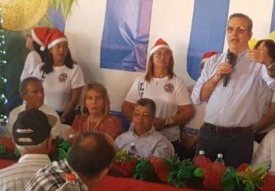 En visita a Esperanza, Abinader vaticina que ganará presidencia