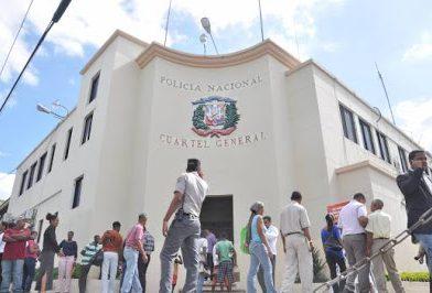 Por tumbe de drogas, dejan sin funciones a comandante de la dotación policial de San Cristóbal