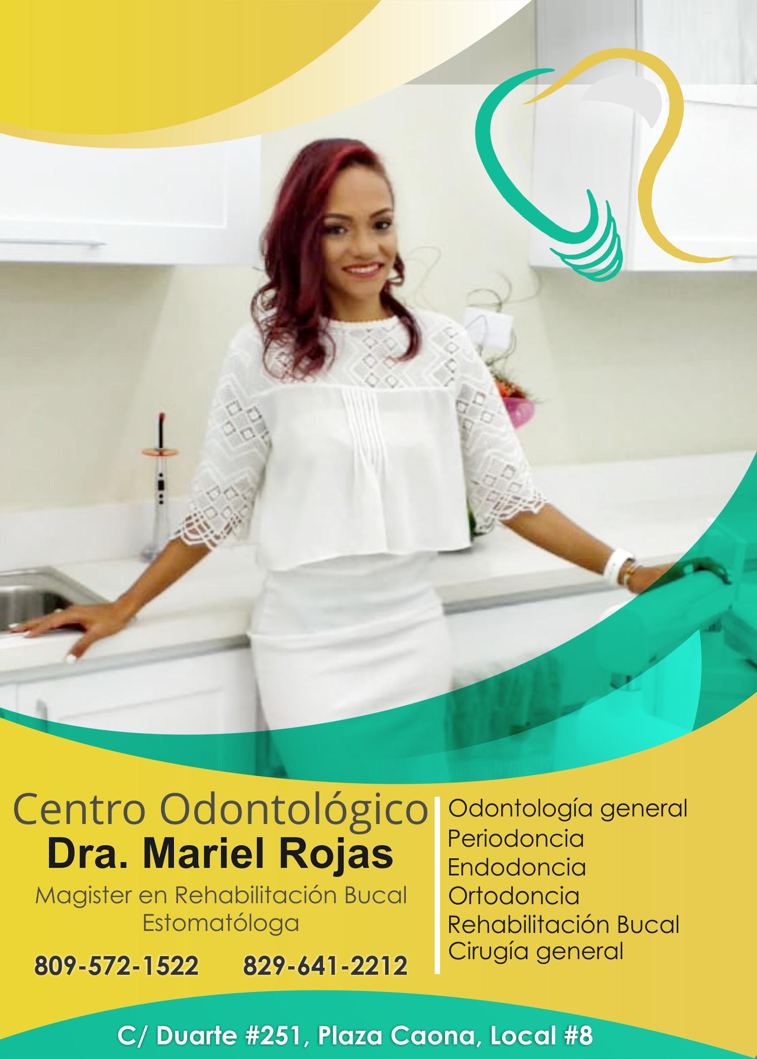 Centro Odontológico Dra. Mariel Rojas