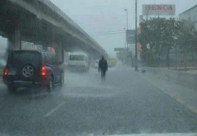 Continuarán los aguaceros las próximas 48 horas, mantienen alerta para seis provincias