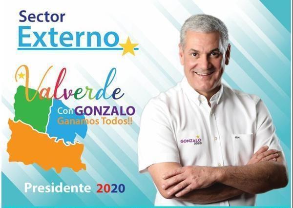 Gonzalo Presidente