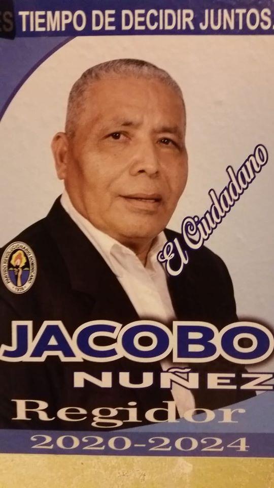 """Jacobo """" El ciudadano """" Regidor"""