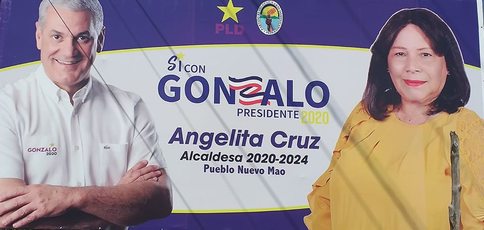 Angelita Cruz sigue y sigue 2020-2024