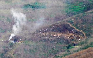 Por qué se cayó el helicóptero en el que murió Kobe Bryant: el indicio que aportaron tres testigos