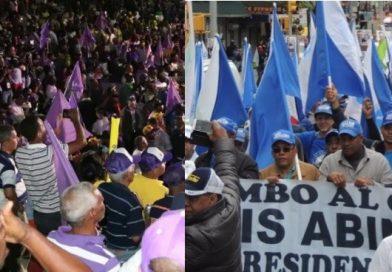 Encuesta: PLD y PRM lucen empatados entre quienes votarían en municipales