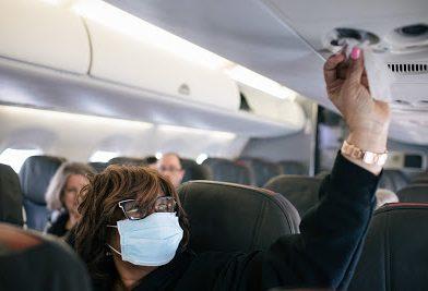 ¿El coronavirus se transmite por aire?