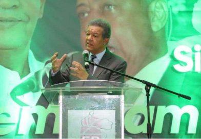 Leonel ve no conviene a partidos que integrantes de la JCE sean de sus filas