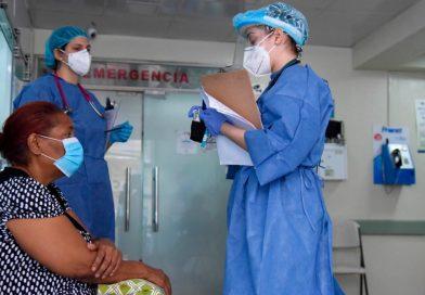 Se disparan casos positivos Covid en RD; Salud reporta 2,043 y una muerte.