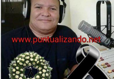Fallece locutor Maeño Confesor Minier .