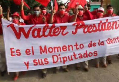 NICARAGUA: Encarcelamiento de opositores marca inicio campaña.