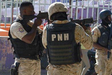 HAITÍ: Afirman en un tiroteo la Policía acribilló a diez jóvenes
